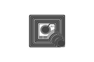 15x15mm 高频 RFID F08 干inlay