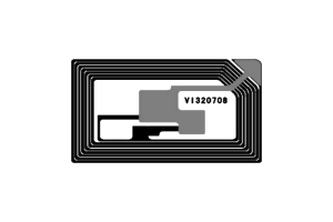 37x22mm 高频 RFID Icode 干 Inlay