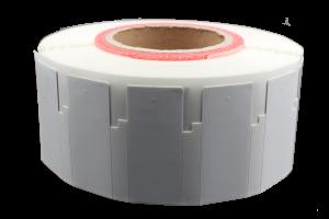 70x30x0.6mm 超薄型可打印柔性抗金属标签 RCO7030