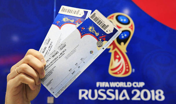 RFID Tickets for 2018 Russia World Cup
