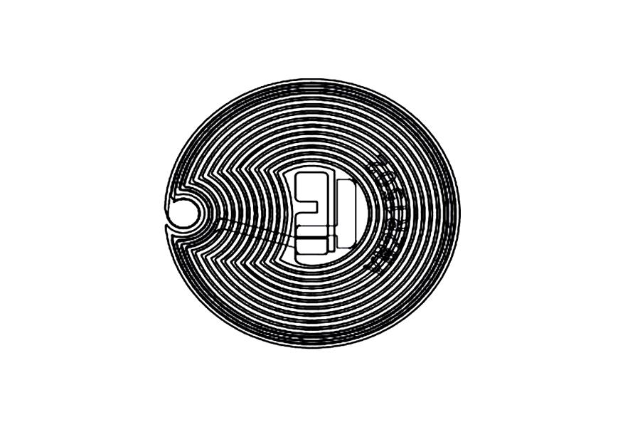 D=27mm 高频 RFID F08 干inlay Featured Image