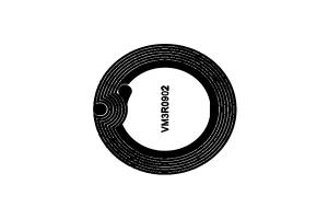D=34mm 高频 RFID F08 干inlay