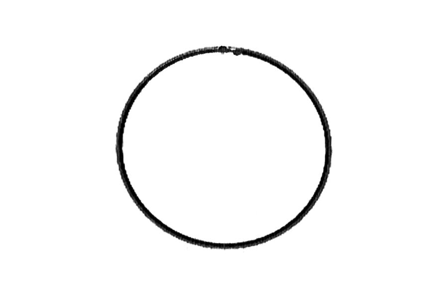 D=82mm 高频 RFID Ntag 干 Inlay Featured Image