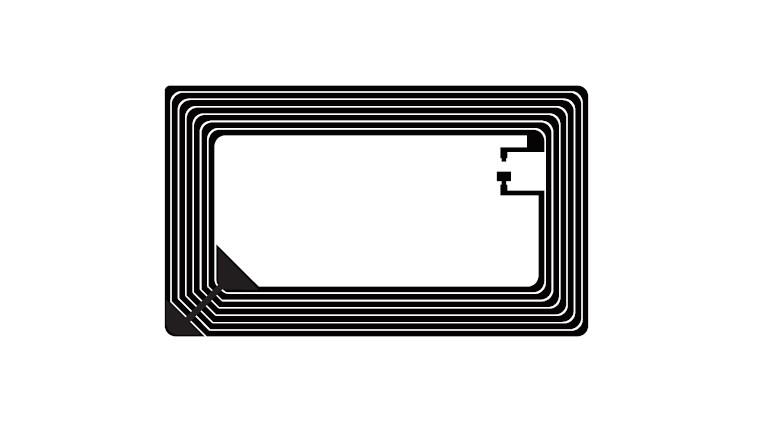 ISO15693/14443 HF高频纸质标签 Featured Image