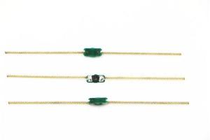 RFID超高频弹簧轮胎标签